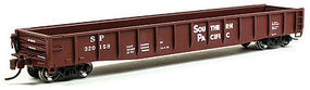 BLMS ACF 70 Ton Gondola Southern Pacific #320158 N Scale Model Train Freight Car #14067