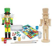 Balitono Nutcracker Drummer Wooden Construction Kit #21424
