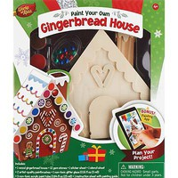 Balitono Gingerbread House