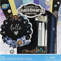 Balitono Chalkboard Kit - Denim/Lace