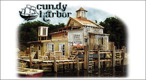 Bar-Mills Dock House Cundy Harbor