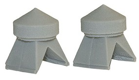 Bar-Mills Vents Roof 2/ - O-Scale