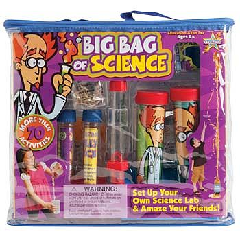 Be Amazing Toys Fun Science Kit Big Bag Of Science