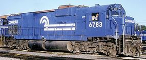 Bowser Executive Line Alco C636 Conrail #6783 (blue) HO Scale Model Train Diesel Locomotive #23609