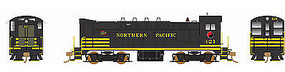 Bowser VO-1000 DC Northern Pacific #427 HO Scale Model Train Diesel Locomotive #24234