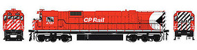Bowser M636 DC Canadian Pacific #4712 HO Scale Model Train Diesel Locomotive #24301