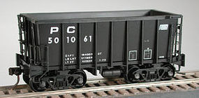 Bowser R-T-R G39 Ore Jenny Penn Central (Crown Trucks) #501038 HO Scale Model Train Freight #25169