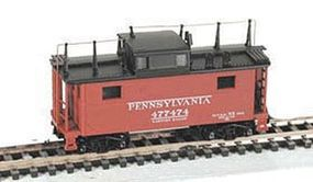 Bowser PRR Train Phone Caboose Antenna N Scale Model Train Freight Car #37099