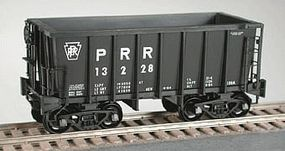 Bowser G-39a Ore Jenny w/Friction Trucks Pennsylvania RR HO Scale Model Train Freight Car #40874