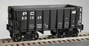 Bowser G-39a Ore Jenny w/Friction Trucks Penn Central #502006 HO Scale Model Train Freight Car #40880