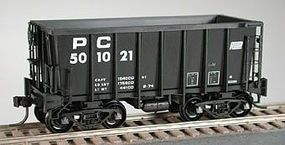 Bowser G39b Ore Jenny w/Friction Trucks Penn Central #502601 HO Scale Model Train Freight Car #40895