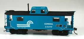 Bowser N8 Caboose Conrail (Blue) HO Scale Model Train Freight Car #56314