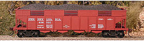 Bowser H-22 Coke Car w/Clam Shell Hoppers - Kit (Plastic) HO Scale Model Train Freight Car #56834