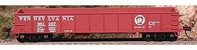 Bowser GS 40 Gondola - Kit - Pennsylvania Railroad #861440 HO Scale Model Train Freight Car #56850