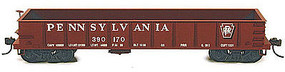 Bowser PRR Class GS 40 Gondola - Kit - Pennsylvania Railroad HO Scale Model Train Freight Car #56960