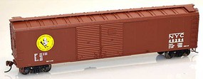 Bowser 50 Boxcar New York Central #45377 HO Scale Model Train Freight Car #60027