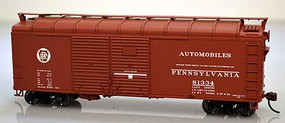 Bowser X31f 40 Turtle Boxcar Pennsylvania RR #81334 HO Scale Model Train Freight Car #60151
