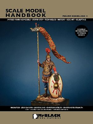 Mr Black Publications Scale Model Handbook- Figure Modelling Vol.11 -- Detailing Model Figure Book -- #11