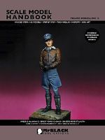 MrBlack Scale Model Handbook- Figure Modelling Vol.12 Detailing Model Figure Book #12