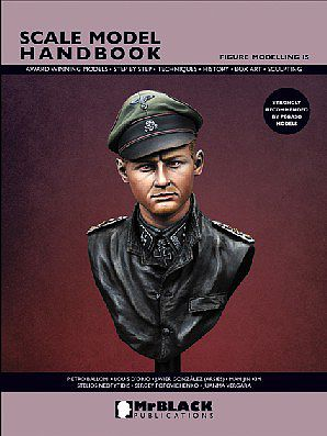 Mr Black Publications Scale Model Handbook- Figure Modelling Vol.15 -- Detailing Model Figure Book -- #15