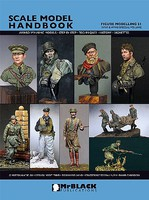 MrBlack Scale Model Handbook- Figure Modelling Vol.21