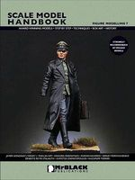 MrBlack Scale Model Handbook- Figure Modelling Vol.7 Detailing Model Figure Book #7