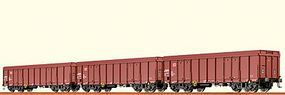 Brawa Open Fr Car Ealos DBAG 3/ - HO-Scale (3)