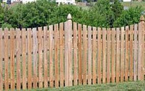 Branchline Scallop Picket Fence 78 - O-Scale