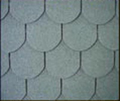 Branchline Laser Art Roofing Shingle Fish Scale Style O