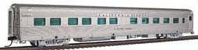 Broadway California Zephyr 10-6 Sleeper D&RGW HO Scale Model Train Passenger Car #1512