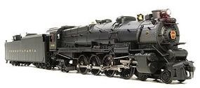 Broadway Pennsylvania RR M1a 4-8-2 6710 with sound HO Scale Model Train Steam Locomotive #2210
