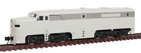 Broadway Alco PA1 w/Sound & DCC - Paragon2 - Undecorated N Scale Model Train Diesel Locomotive #3105
