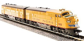 Union Pacific N Scale Model Train Diesel Locomotives