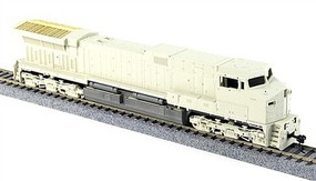 Broadway Ho AC6000 w/smoke Unpainted UP