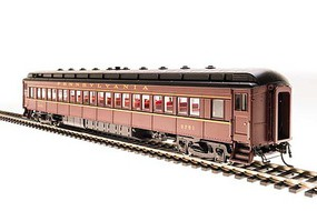 Broadway HO PRR P70R Pass Car 4Car Set