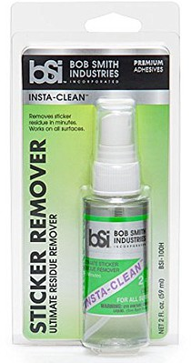 Bob Smith Industries Insta-Clean Sticker Residue Remover 2oz