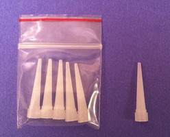 Bob-Smith Pocket Extender Tips for CA Glue Bottles (6/Bag) (12/Box) (D)