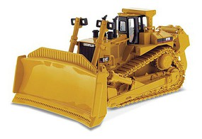 B2B-Replicas Cat D11R Tractor Dozer - 1/50 Scale