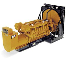 B2B-Replicas Cat 3516B Generator Set - 1/25 Scale