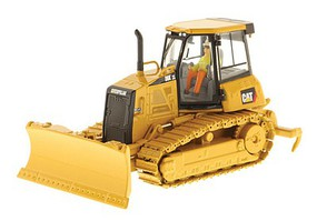 B2B-Replicas Caterpillar D6K XL Track-Type Tractor - Assembled - DM High Line Series Yellow, Black - 1/50 Scale