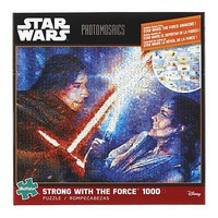 Buffalo-Games Photomosaic Star Wars Strong with the Force Jigsaw Puzzle 600-1000 Piece #10616