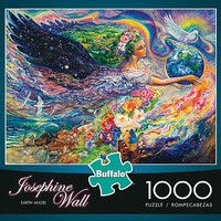 Buffalo-Games Earth Angel 1000pcs Jigsaw Puzzle 600-1000 Piece #11722
