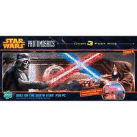 Buffalo-Games Star Wars Light Sabre Duel 750pcs Jigsaw Puzzle 600-1000 Piece #14050