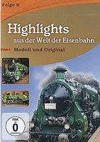 Busch DVD Highlights from the World of Railways European Trains 1970s and 1980s #105756