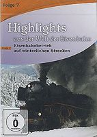 Busch DVD Highlights from the World of Railways European Trains 1970s and 1980s - Wintertime #105959