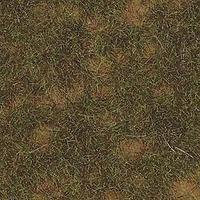 Busch Late Summer Grass HO Scale Model Railroad Grass Mat #1304
