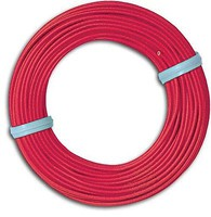 Busch Std Cable 10m red