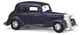 Busch 1936 Mercedes-Benz 170V Sedan Various Colors HO Scale Model Railroad Vehicle #41409