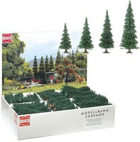 Busch Pine Tree Assortment 130/ (130)