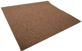 Busch Plowed Field Sheet - 19 x 11 48 x 28cm pkg(2) N Scale Model Railroad Grass Mat #7183